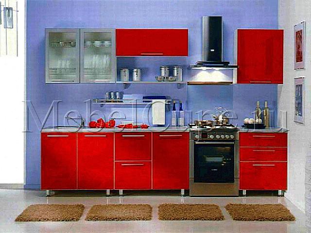 Кухонная мебель с фото